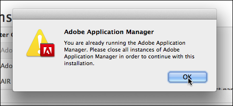 Betalogue » Adobe CS6 Installer: Continuing a proud tradition of