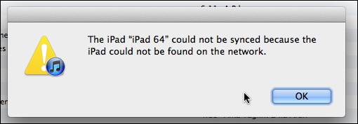 iTunes-ipadnotfound