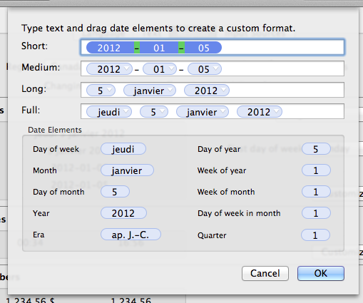 How to Customize the Date format on blogger