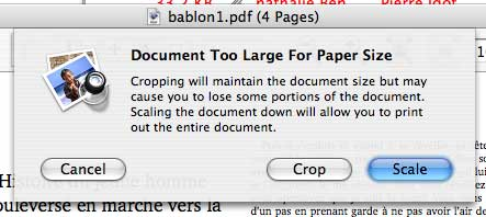 Document Too Large