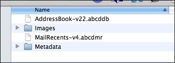 ABook App Support Folder