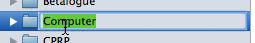 Editable mailbox name