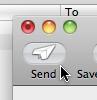 Mail - Send button