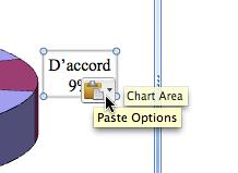 Paste Options button