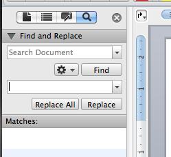 Replace sidebar