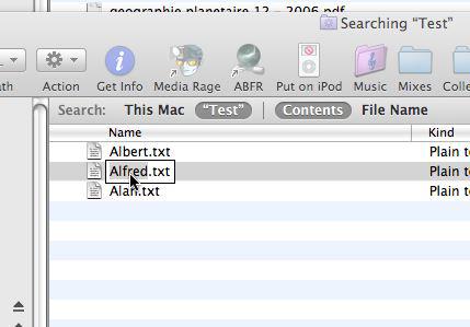 File Renaming Bug 4